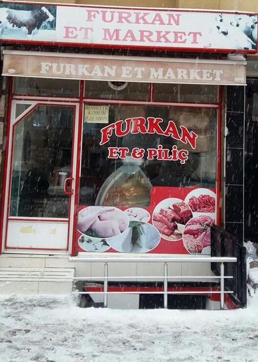 Furkan Et ve Piliç Market