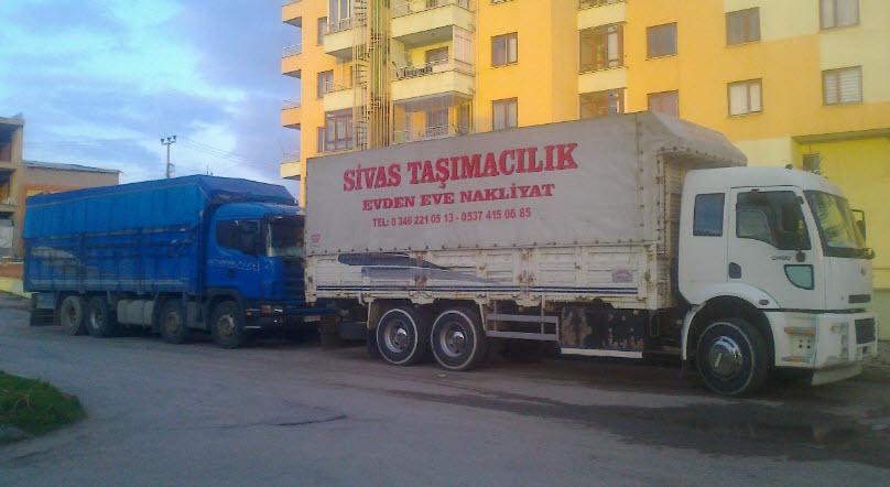 Sivas Kadir Nakliyat