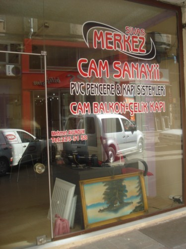 Sivas Merkez Cam