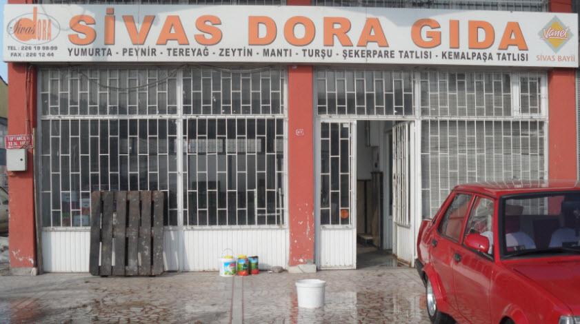 Sivas Dora Gıda